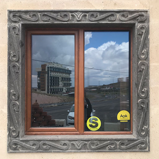 Cnc İşlemeli Pencere Sövesi