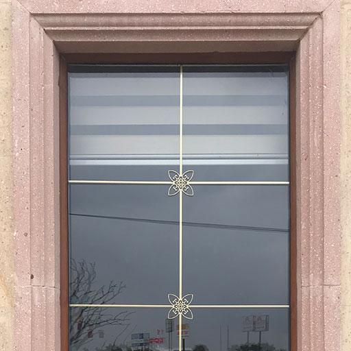 Çift Taraflı Kornişli Pencere Sövesi