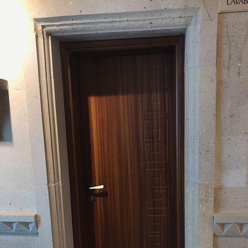 Çift Taraf Kornişli Kapı Çerçevesi