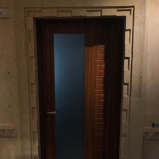 İç-Dış Kapı İşleme Çerçevesi 1